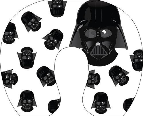 Almofada de Pescoço Darth Vader - Modelo 01