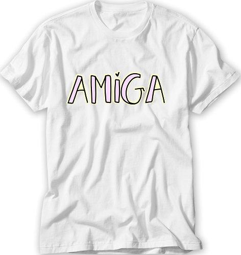 Camiseta Amiga