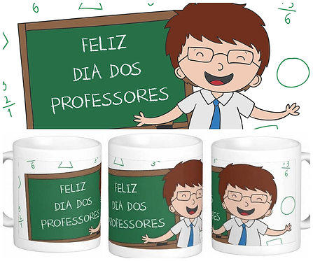 Caneca Dia dos Professores - Professor