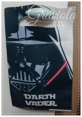 Lixeirinha PET - Darth Vader