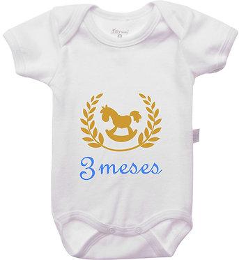 Mêsversário - Cavalinhos - 3 meses