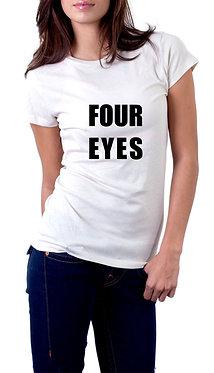 Camiseta - Glee - Four Eyes