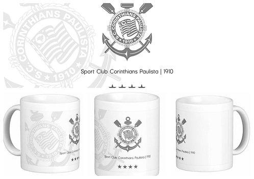 Caneca Corinthians - SCCP | 1910