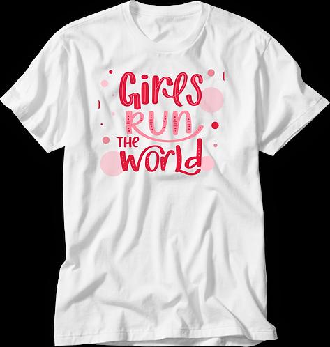 cópia de Camiseta Girls Run The World