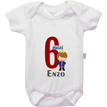 Mêsversário - Príncipe II - 6 meses