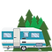 camping tenting trailer motorhome rv