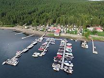 Shuswap Lake Campground
