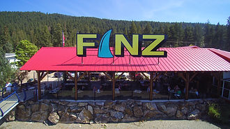 Finz Resort in Blind Bay, BC on the Shuswap Lake