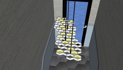 3D of Entry