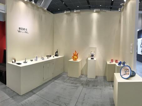 Masuda Toshiya Solo Exhibition@Art Fair Tokyo 2019 2019.3.16