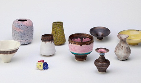 -Lucie Rie Miniature works- @アートフェア東京2013 2013.2.14
