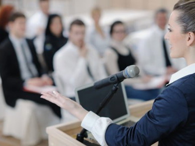 How to Deliver a Great Speech