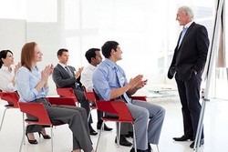 How to Get Business from Speaking