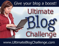 Give and Gain from The Ultimate Blog Challenge