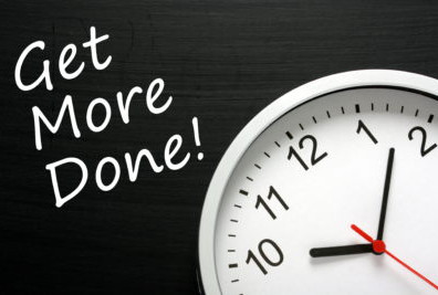 A Different Productivity Hack – the 10 Minute Hour
