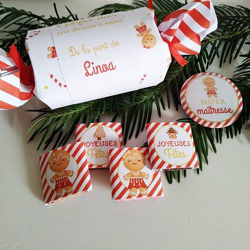 ..Crackers Noël ..