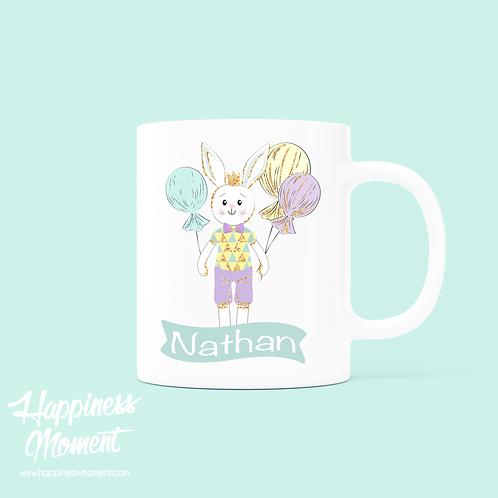 .. Joli mug - Petit Lapin ..