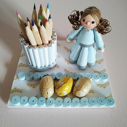 Princesse bleu - Mamina Collection