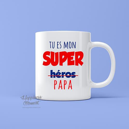 .. Joli mug - Super Papa ..