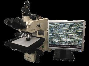 Micrografia - Laboratório Metalúrgico
