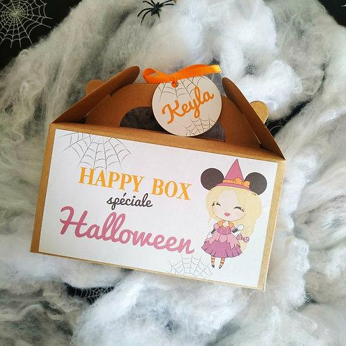 .. Happy box Halloween ..