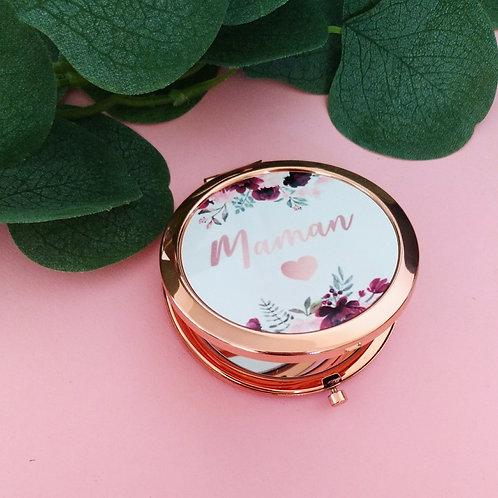 .. Joli miroir - rose gold ..