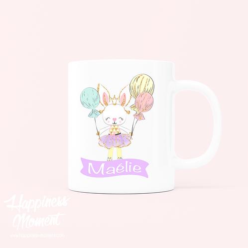 .. Joli mug - Petite Lapine ..