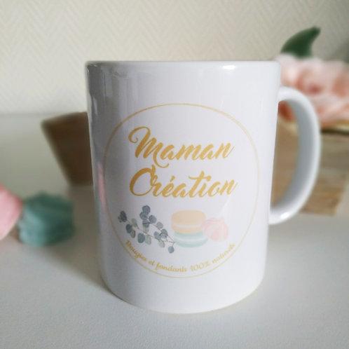Joli mug - Logo entreprise