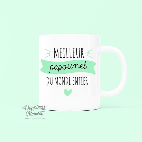 .. Joli mug - Meilleur Papounet..