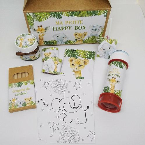 .. Happy Box  - Pleine de surprise ..