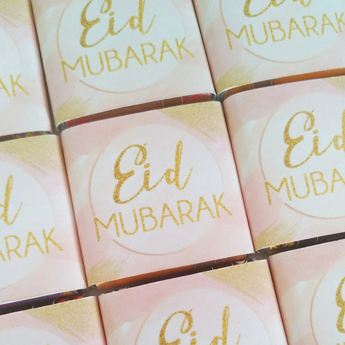 .. Petits Chocolats x10 - Eid mubarak ..