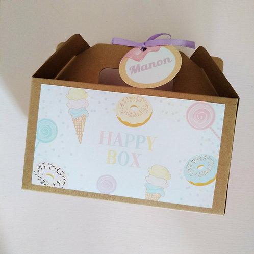.. Happy Box  - Vide ..