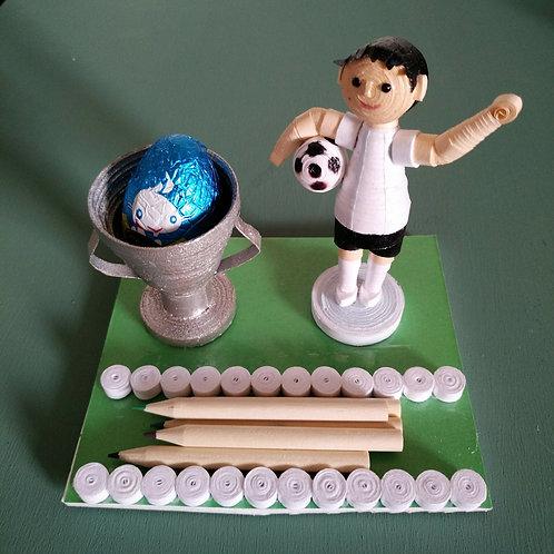 Petit footballeur - Mamina Collection