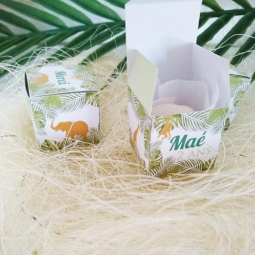 .. Mini box cadeau - Fondant parfumé..