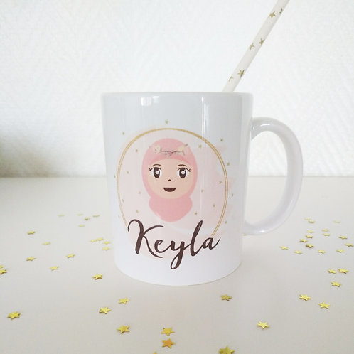 .. Joli mug - Petite Muslim..