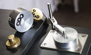 Análises Químicas - Laboratório Metalúrgico