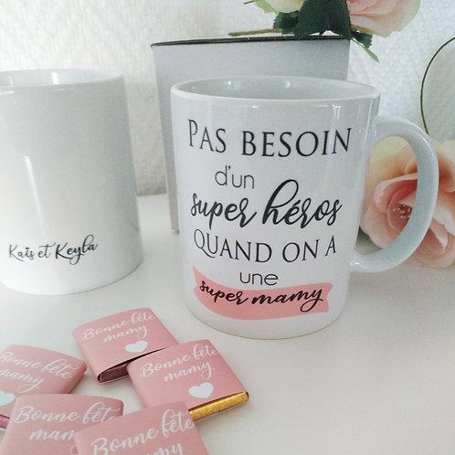 Joli mug - Super Mamie