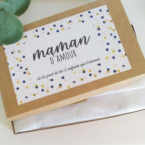 .. Box Maman d'amour ..