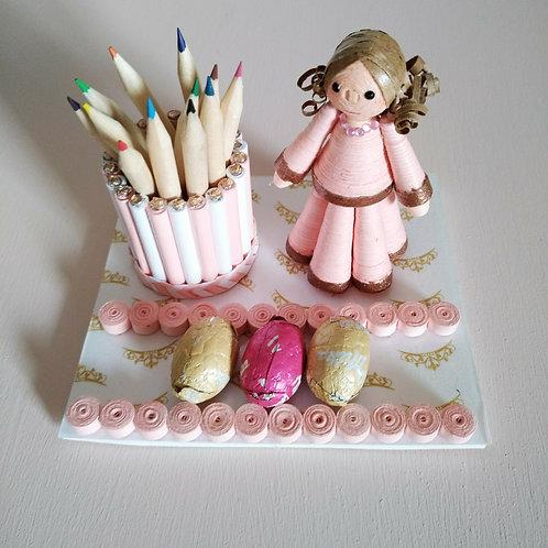Princesse rose - Mamina Collection