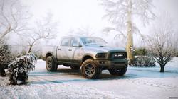 Snow CG