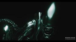 Alien CGI