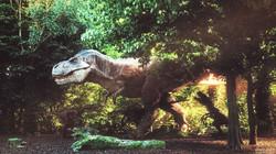 Jurassic Park CG