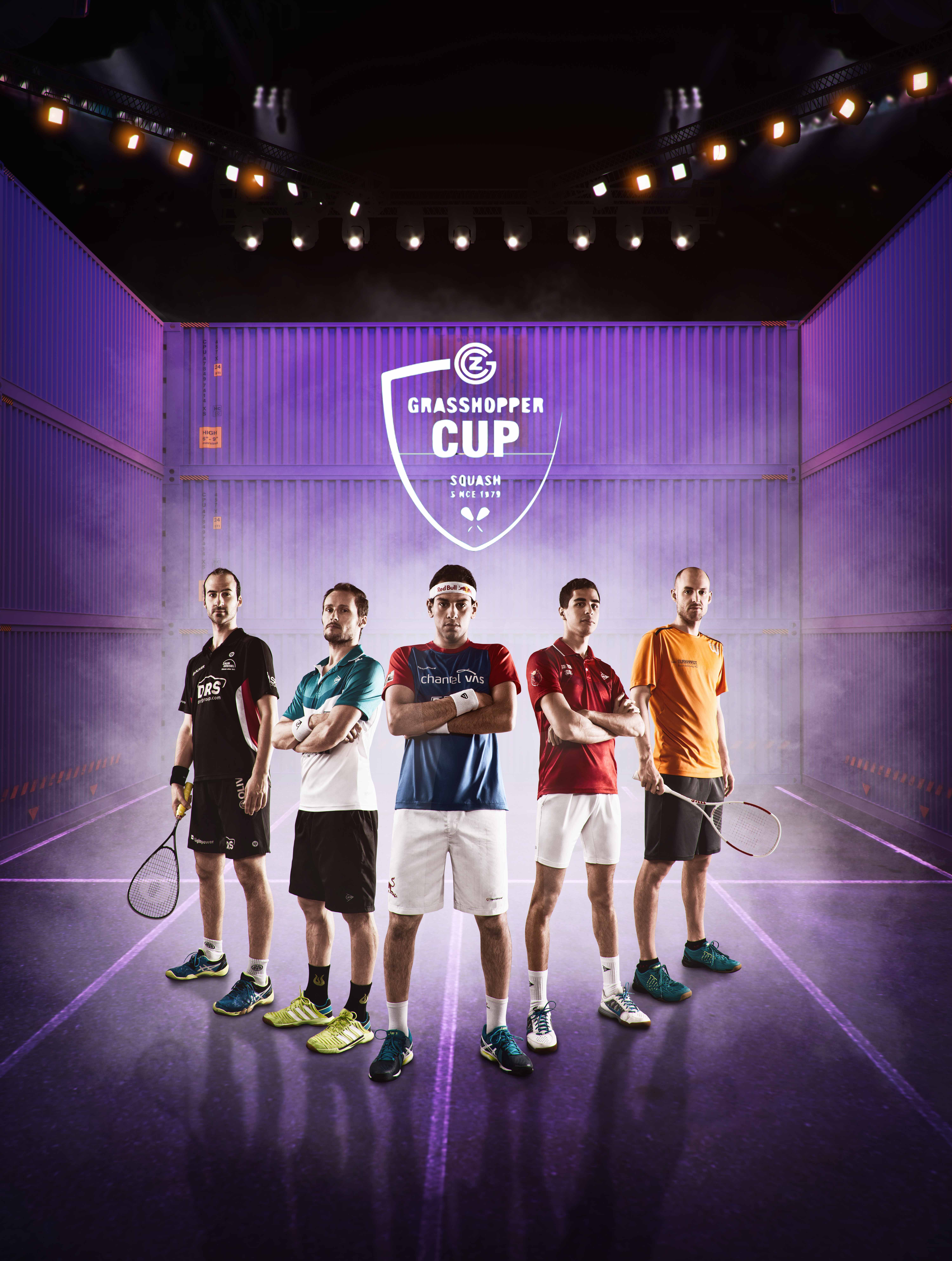 Grasshopper Cup 2018 CG Work