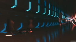 ''Futuristic Sci-fi Environment CG''