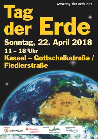 Kukumba e.V. beim Tag der Erde in Kassel