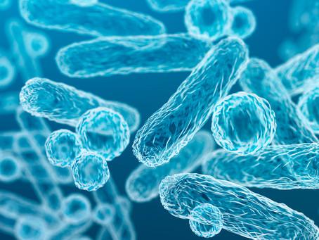 Antimicrobianos específicos contra o blowback bacteriano indesejável