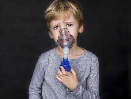 Estudo relaciona disbiose intestinal por fungo e maior risco de asma