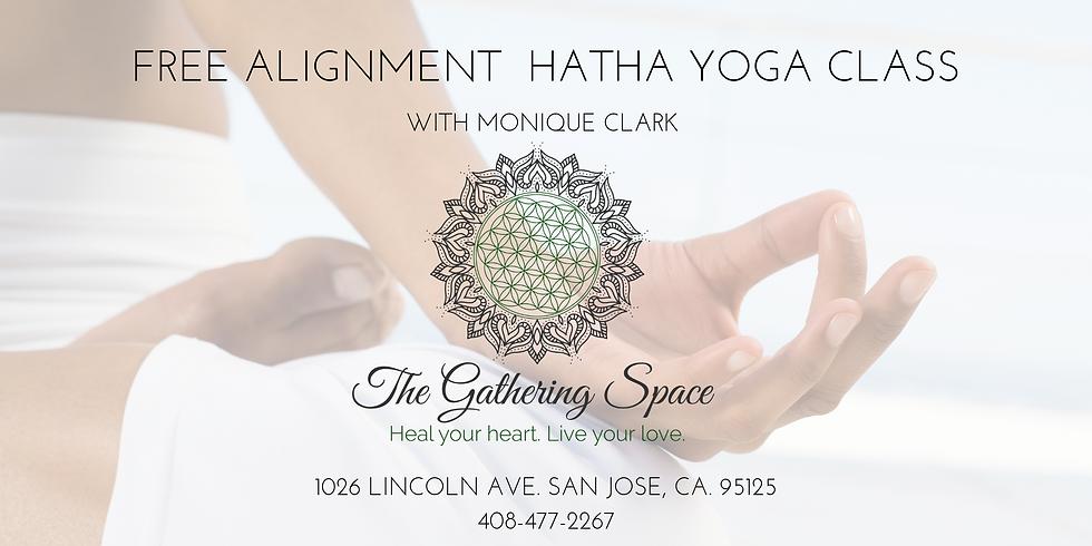 FREE Alignment based Yoga