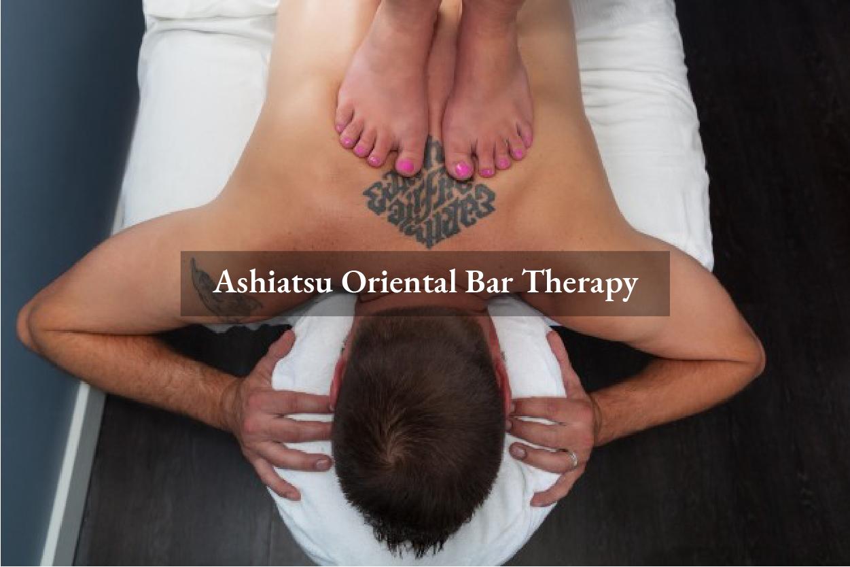 Ashiatsu Oriental Bar Theraphy