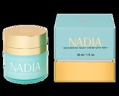 NADIA Night Cream_Dr Schultis